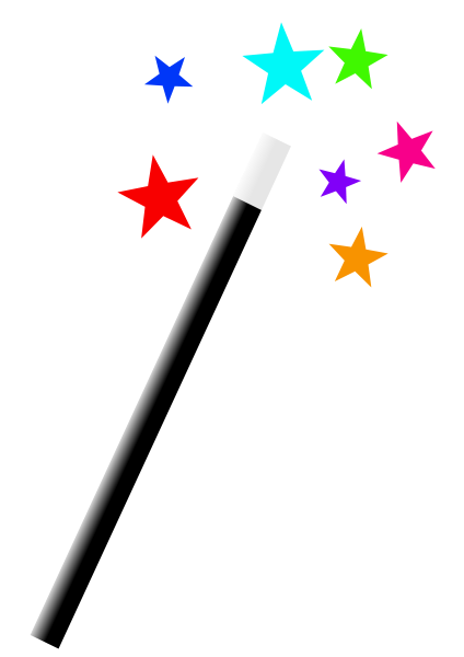 Michigan Magician Magic Wand